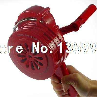 Ручка рукоятка аварийной сигнализации децибелов звук сирены 110 дБ Материал ABS