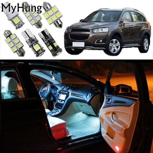 Comprar coche de luz led para chevrolet captiva cruze malibu volt interior dome - Poner luz interior coche ...