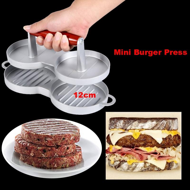 Kfc Open Kitchen: KFC Two Slot Hamburger Press Foodgrade Aluminum Alloy Meat