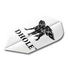 DHOLE 5 Set Design Dart Flights Wholesale For Steel Tip Darts and Soft