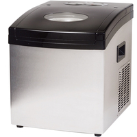 Commercial Intelligent Automatic Ice Maker 120W ZB 02