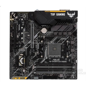 For ASUS TUF B450M-PLUS GAMING Used original motherboard Socket AM4 DDR4 B450 Desktop Motherboard