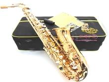 Salman e gold tenor saxophone airducts musical instrument big guard