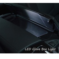 Low Price High Quality Car Styling White LED Glove Box Lamp For Peugeot 1007 206 207