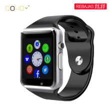 Smart watch android gt08 tragbare geräte für ios apple watch iphone 6 6 s 7 bluetooth smartwatch-sim-karte russische t50