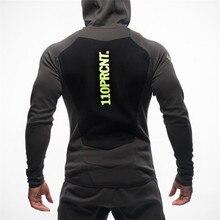 2016 Gymshark Hoodies Neue Marke Hoodies Dünne Bodybuilding Und Fitness Hoodie Sweatshirt Sport Sportwear Anzüge Trainingsanzug Männer