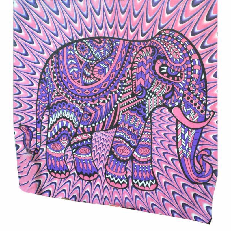 Mandala & Elephant Tapestries / Throw Blankets / Ceiling Hanging