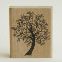 Big Tree Signee Diy Greeting Photo Album Wood Rubber Stamp Personalized Custom Wedding Invitation Card Seal
