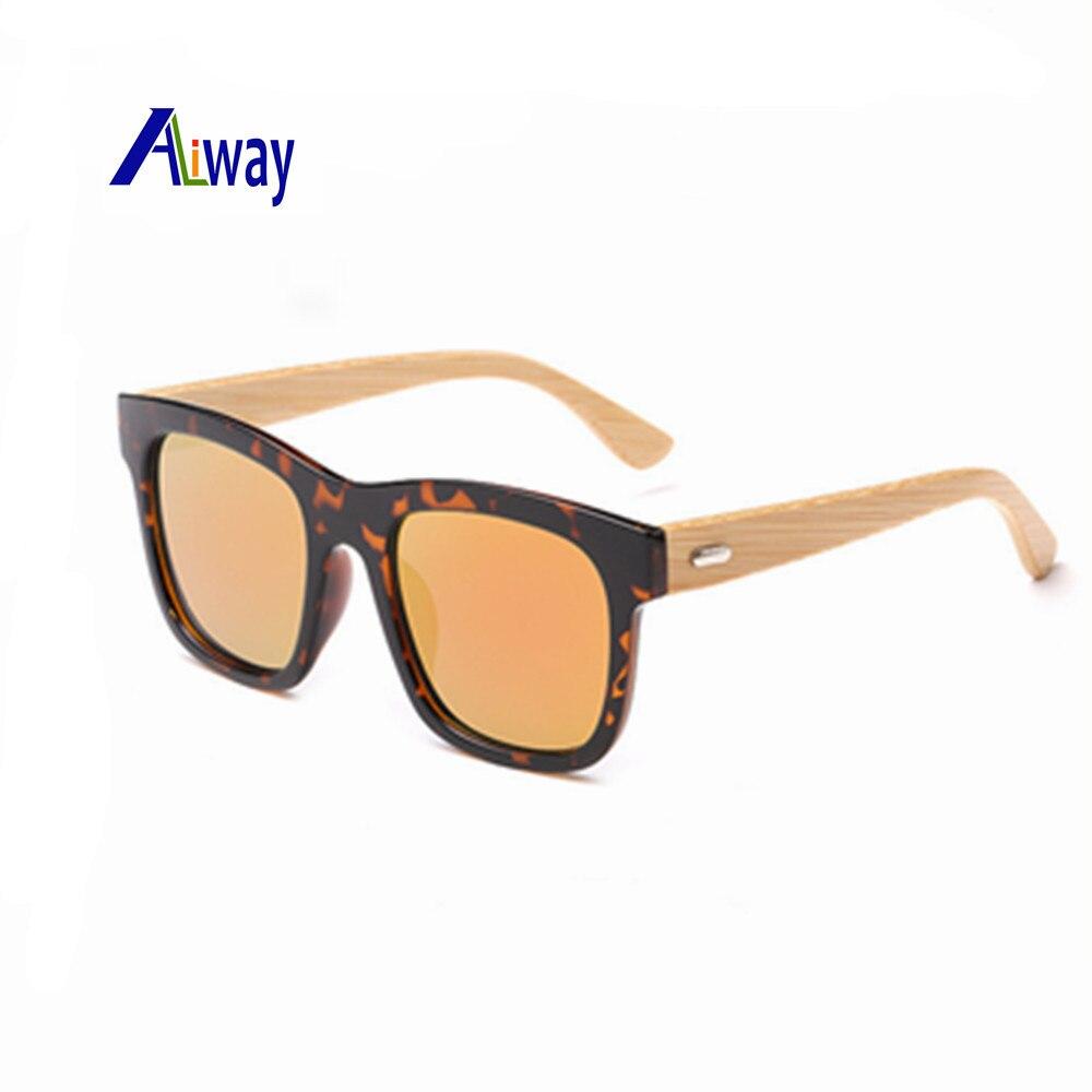 Aliexpress.com : Buy Small Gold Wood Glasses Frames Bamboo Eyeglass ...