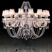 Italian Design chandelier With lamp shades chandeliers Lighting Bedroom Kitchen Dining room Hall Hotel modern chandeliers prices