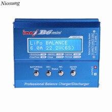 Niosung Chaude iMAX B6 Mini Solde Chargeurs Déchargeurs pour RC Batterie De Charge Nouveau