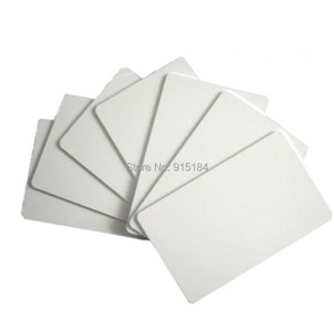 Image 4 - Dual Chip Frequency RFID 13.56Mhz 1K UID and T5577 125 kHz ID blank card Readable Writable Rewrite for copy clone backup copier