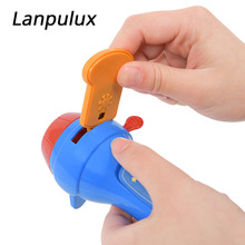 Lanpulux Flashlight Projector Baby Night Light Sleeping Story Telling Auxiliary Artifact Parent-child interaction Fixtures