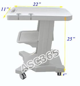 Image 1 - モバイルトロリーカート用ポータブル超音波用医療研究