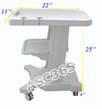 Mobile Trolley Cart for Portable Ultrasound For Medical Research(China)