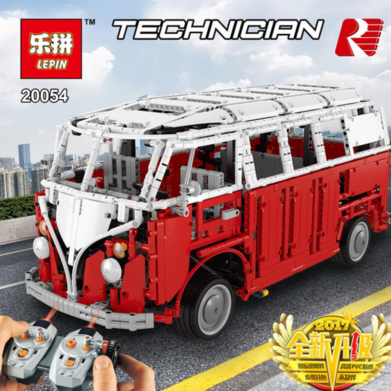 Lepin 20054 4237PCS technology series of telecontrol motor version of creative toy blocks for children in camping car тестовые щупы с led индикацией jtc 4237