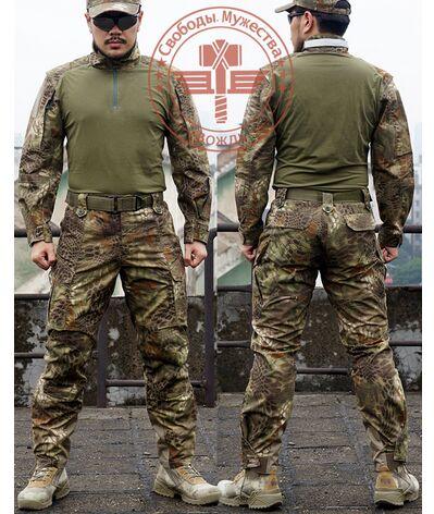 us army military uniform for font b men b font Cotton multicolor selection of combat suits