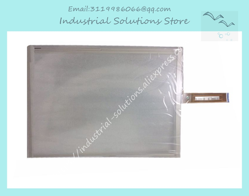 New original offer touch screen panel glass AMT10205 260*200 Touch Screen New touch screen glass 154 105 mm as shown in figure new