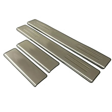 For Nissan Qashqai Door Sill Scuff Plate Welcome Pedal Stainless Steel Car Styling Accessories 2016
