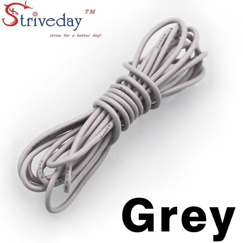 12AWG Flexible Silicone Wire RC Cable 12AWG 680/0.08TS Outer ...