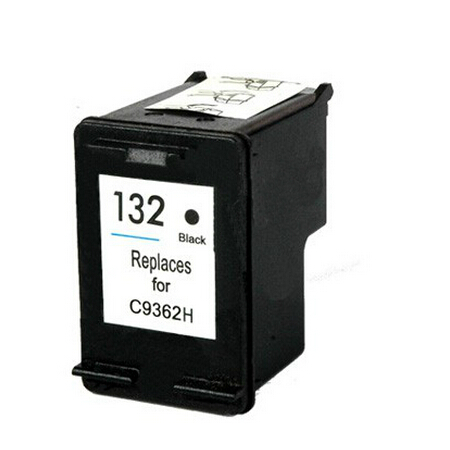 For HP 132 Cartridge For HP Photosmart C3100 C3183 C3150 C3180 PSC 1510 1513 1500 1600