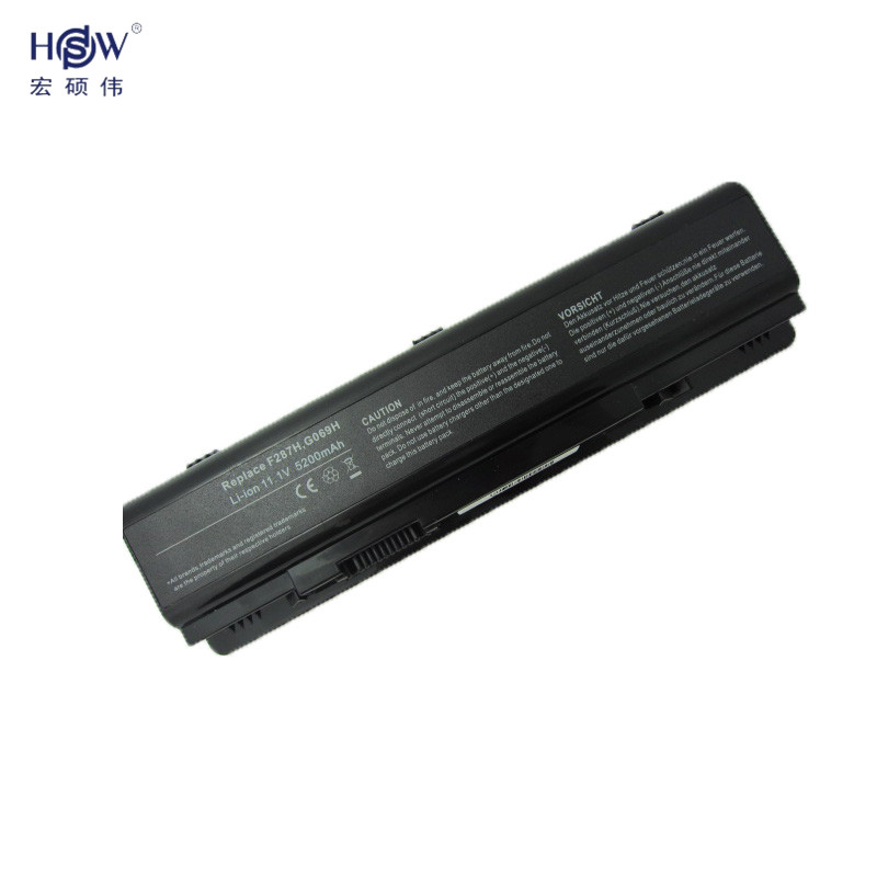 Laptop Battery For Dell Vostro 1014 1015 1088 A840 A860 Inspiron 1410 F286H F287F F287H G066H G069H PP37L PP38L R998H 451-10673
