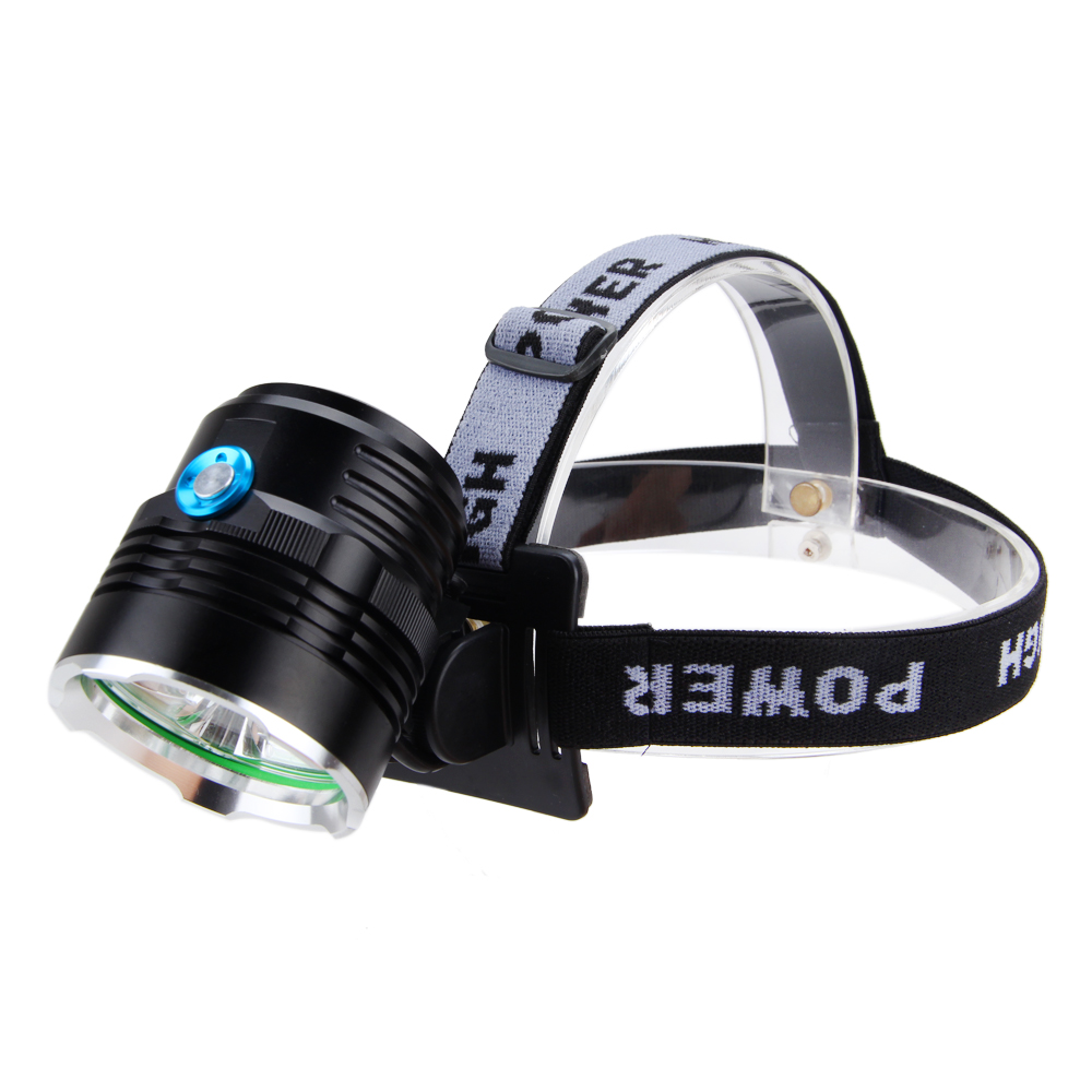 Rechargeable Brightness 10000Lm 5x XML T6 LED Head Torch Lamp Bicycle Light Headlamp rechargeable 10000lm 5x xml t6 led head torch lamp bicycle light headlamp