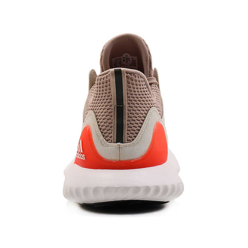 20f7fb31230be ... Official Adidas Alphabounce Beyond Men s Running Shoes Beige Green  Abrasion Resistant Non-Slip Breathable Support ...
