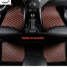 Universal car floor mat for subaru forester xv 2018 impreza Car accessories car mats