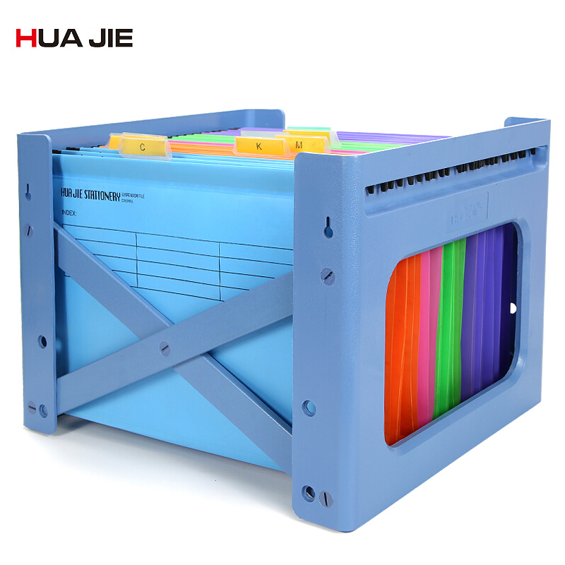 Suspension Files A4/FC Metal Desk Accessories Hanging File Holder Frame Documents Holder Organizer Desktop Office Supplies H805