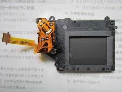 Pièces de Rechange Pour Sony NEX-3N NEX3N NEX-3 NL NEX3NL ILCE-5000 ILCE-5100 ILCE-6000 a5000 a5100 a6000 Groupe D'obturation Unité
