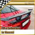 Car-styling Para Maserati gran Turismo Mansory Estilo de Fibra de Carbono GT Spoiler (Para GT)