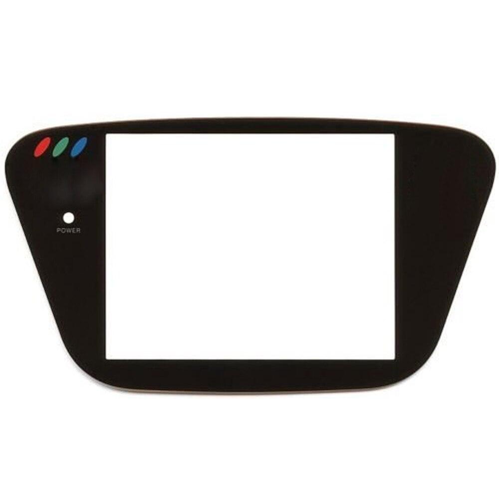 100 pièces pièce de réparation écran lentille protecteur lentille remplacement pour Sega Game-Gear protecteur lentille panneau