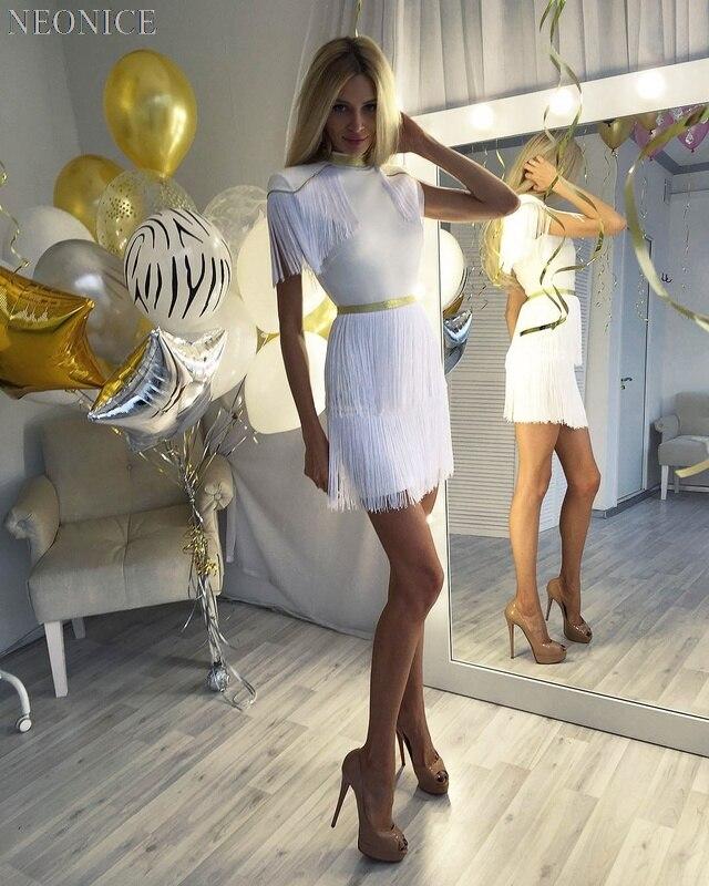 Paquet D'or Élastique Discothèque Mosaïques Gland Serré 2019 Sexy Fête Robe Mode Socialite Loisirs D'anniversaire Bandage Nouveau De Hanche orBdxCeW