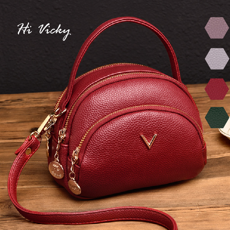 New Crossbody Bags Women 2019 Handbag Mini Red Shoulder Bag Female PU Leather Flap Women Messenger Bags Small Bolsa Feminina in Shoulder Bags from Luggage Bags