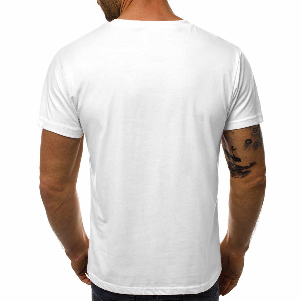 Uomini tee shirt homme camiseta Teschi di Stampa Lettere Magliette Camicia di T Shirt A Manica Corta di alta qualità mens t shirt poleras hombre