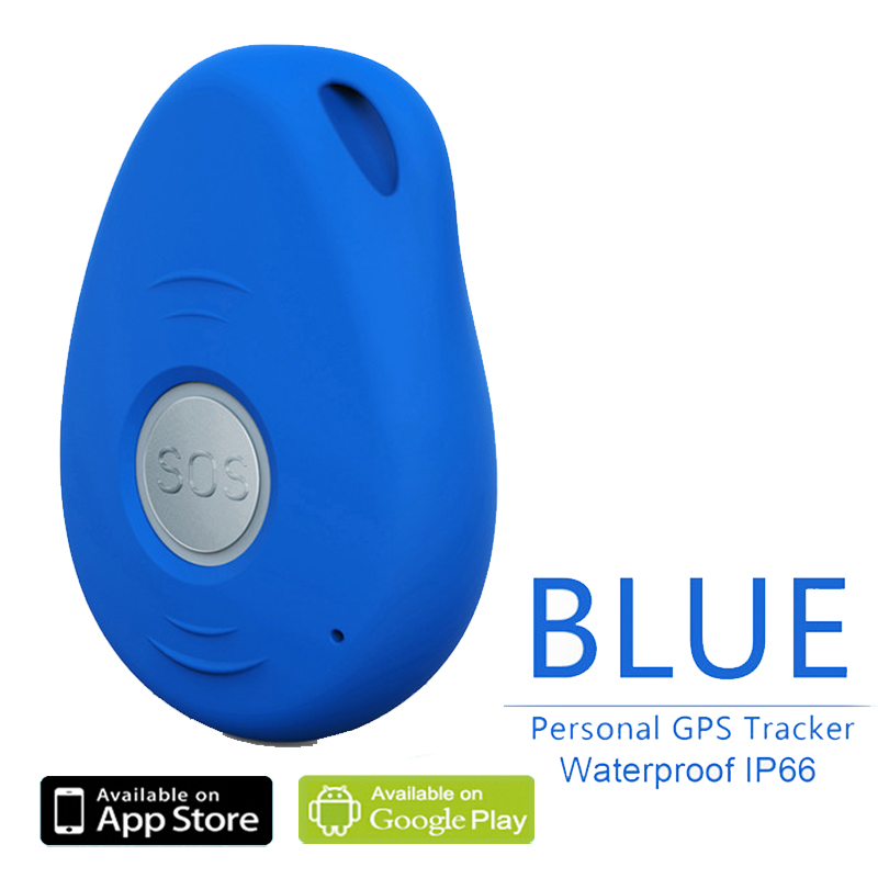 Long Battery add Waterproof GPS Tracker/Portable GPS Tracker For Pets,kids