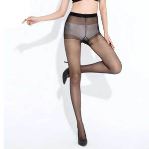 SP&CITY Women Transparent Cheap Stockings 5D Thin Tights Sexy Women Ladies Office Black & Skin Anti Hook Wire T Crotch Stocking
