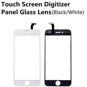 Image 3 - Panel digitalizador de pantalla táctil para iPhone, lente de cristal para 6, 6s, 6S Plus, pieza de reparación, barato, color blanco y negro