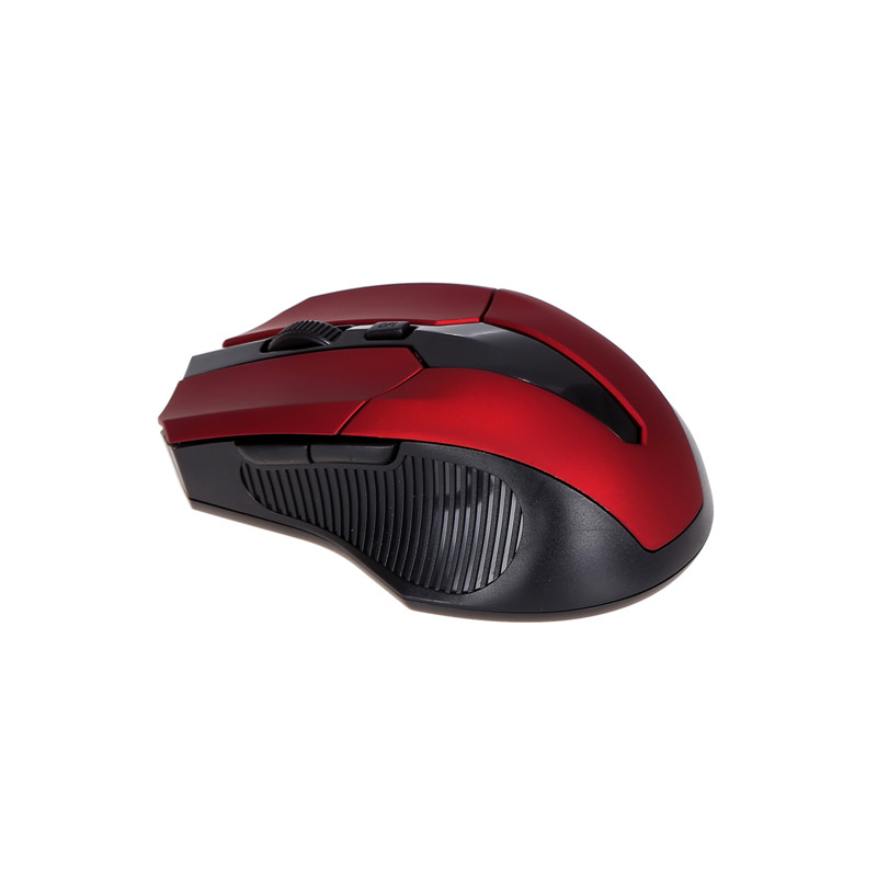 2.4GHz Wireless Optical Mouse with Mini USB Receiver