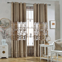 New high end curtains modern Chinese style curtain fabric * seeking Fang