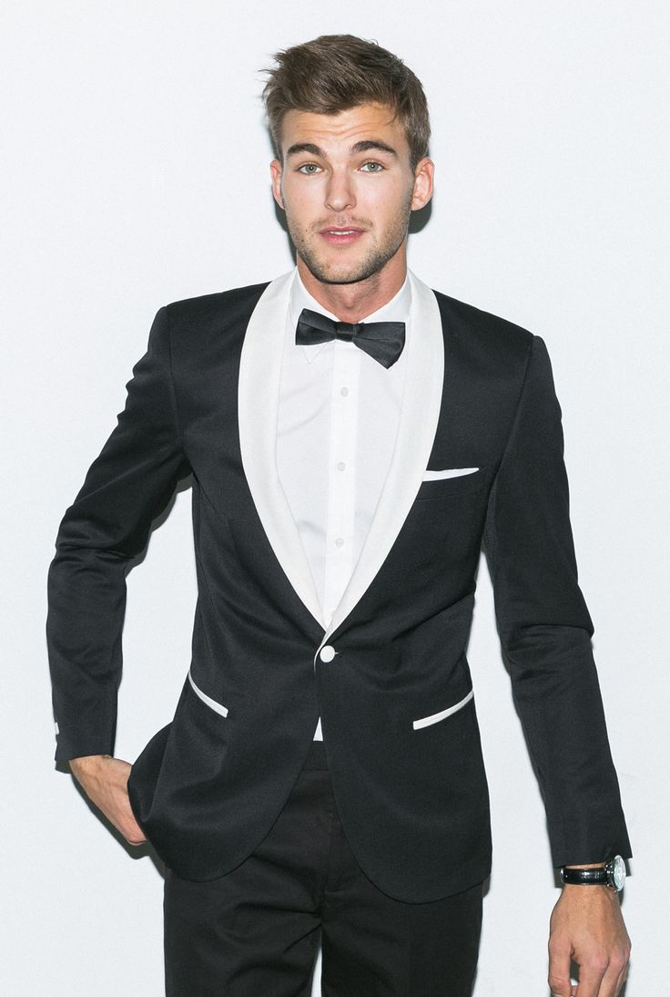 tuxedo for wedding suit black font b jacket b font with white collar custom made suits