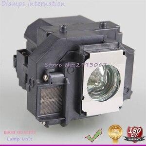 Image 3 - สำหรับ ELPLP54 EB S7 EB S7 + EB S72 EB S8 EB S82 EB X7 EB X72 EB X8 EB X8E EB W7 EB W8 โปรเจคเตอร์โคมไฟสำหรับ EPSON