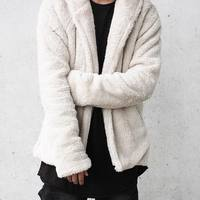 Hoodie Streetwear Kanye West Clothing Fashion Hip Hop Skateboard Urban Clothes Swag Men Hoodies Hooded Cardigan