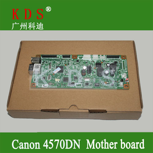 Original matherboard for Canon MF4570N formatter board for Canon laser printer parts FM4-7164-000 remove from new machine brand new inkjet printer spare parts konica 512 head board carriage board for sale