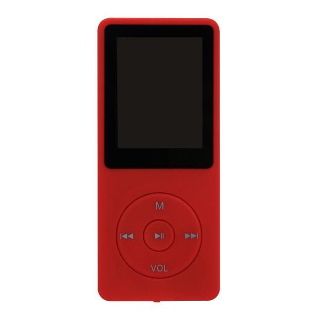 Mp3 player New 8GB Mini Slim Digital MP3 MP4 Player LCD Screen FM Radio Video Games Movie FASHION top quality DEC15