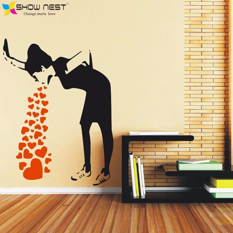 Comfortable Black Love Wall Art Contemporary - Wall Art Design ...
