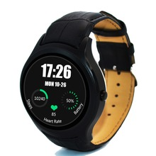 NO. 1 D5 X1 Sim-karte Smartwatch Google Play GPS 4G ROM MTK6572 Bluetooth Android 4.4 Smart Uhr Mit SIM Wifi Herzfrequenz