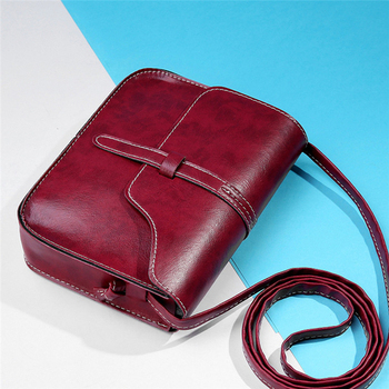 цена на Bolsa Feminina Crossbody Bags For Women New Woman Handbag Solid Design Hasp Shoulder Bags Tote Messenger Hobo Satchel Bag