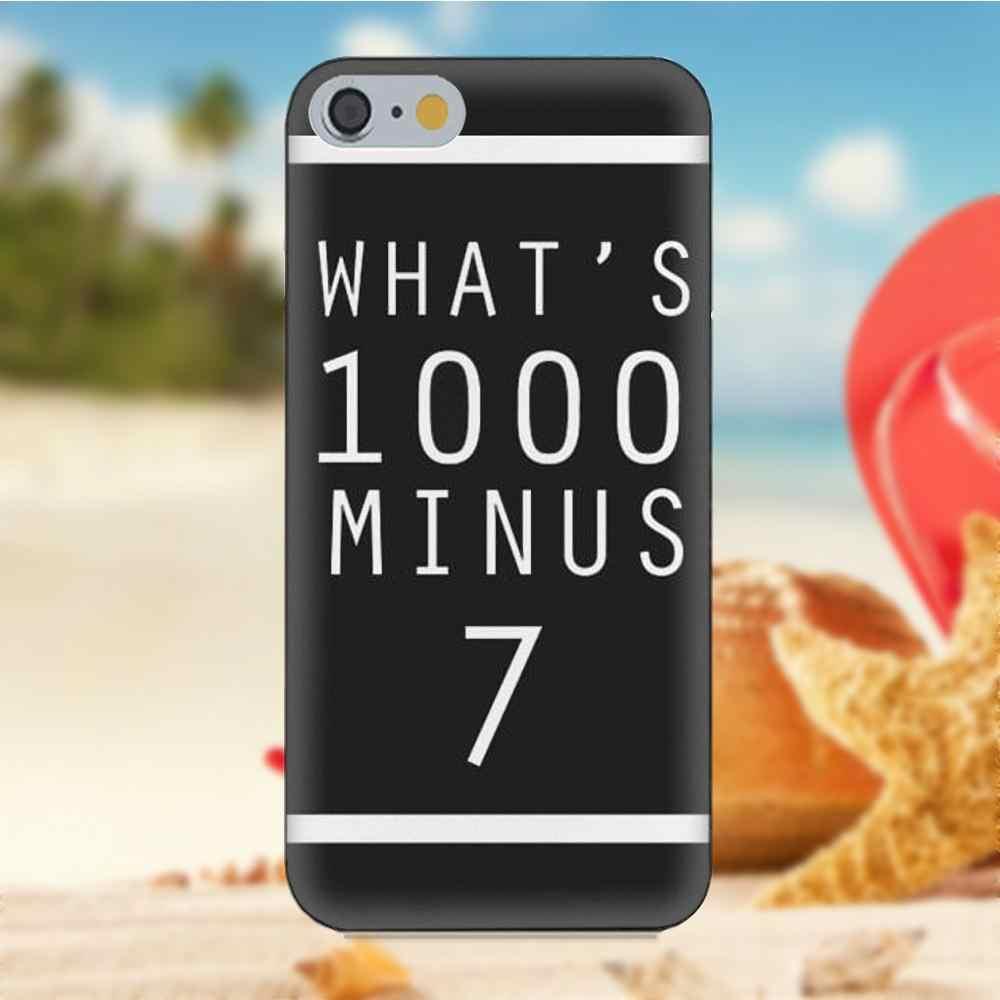Мягкие Моды что 1000 Минус 7 Токио Вурдалака Для iPhone 4S 5S 5C SE 6 S 7 Плюс 8 Х Galaxy Note 5 6 8 S9 + Grand Core Prime альфа